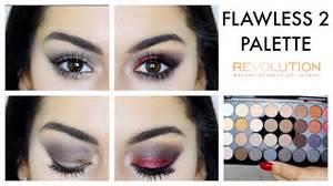 eyeshadow tutorial revolution makeup revolution eyeshadow palette tutorial saubhaya makeup