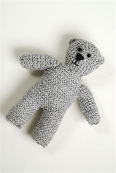 free patterns for knitted teddy bears knitted