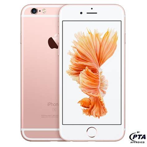apple iphone 6s plus 64gb gold official warranty price in pakistan apple in pakistan