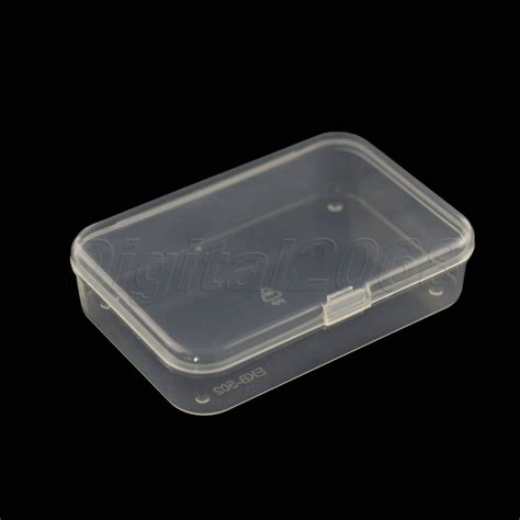 Storage Box Containers - aliexpress com buy sale new 1x plastic clear transparent storage box container case for
