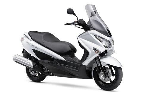 Suzuki Burgman 200 by 2017 Suzuki Burgman 200 Abs Review