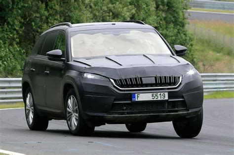skoda kodiaq price 2017 skoda kodiaq suv design price interior exterior engine