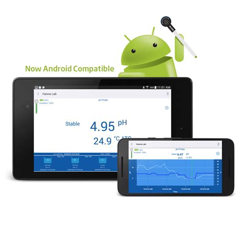 android compatible halo glass refillable ph electrode with bluetooth 174 hi11312 instruments australia