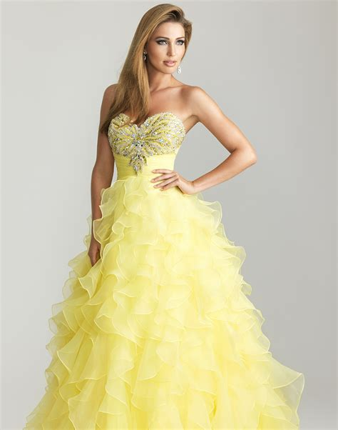 short asian hairstyles yellow prom dresses can flaunt