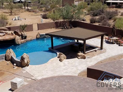 alumawood solid patio cover installer mesa