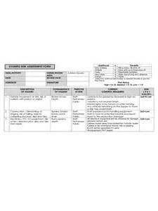 Construction Risk Assessment Template by Construction Risk Assessment Template 4 Free Templates