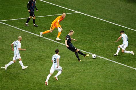 thua croatia 0 3 argentina trước nguy cơ bị loại ngay từ