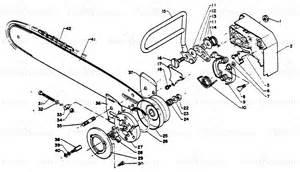 Echo Chainsaw Coil Wiring Diagram Echo Cs 452vl Echo Chainsaw Chain Brake Guide Bar