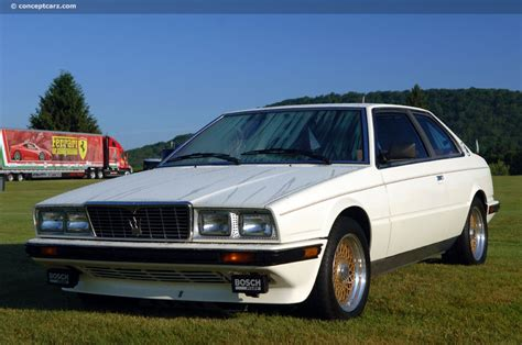 1984 Maserati Biturbo by Auction Results And Data For 1984 Maserati Biturbo