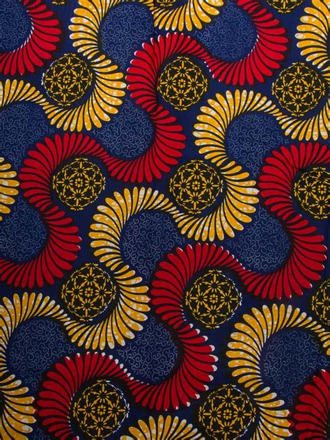 pattern african fabric search results for deep blue