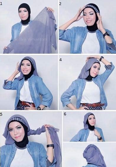 tutorial hijab untuk anak tomboy tutorial hijab untuk wanita tomboy dan feminin