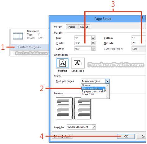 cara membuat kartu nama bolak balik cara membuat dan mendesain template untuk dokumen yang