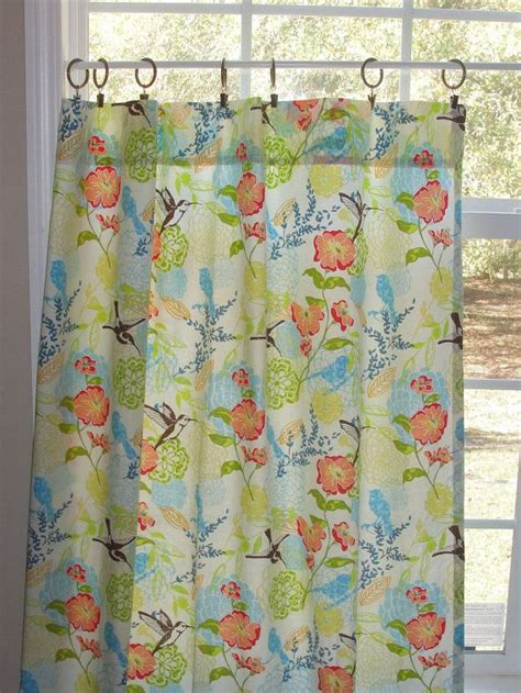Blue And Green Kitchen Curtains Blue Yellow Green Kitchen Curtains Curtain Menzilperde Net