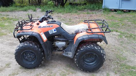 honda atv forum 3003 honda rancher 350