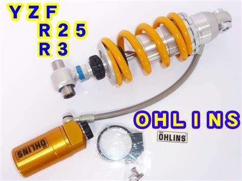 Shock Ohlins R25 Auc Bfarm Rakuten Global Market Yzf R3 R25 Ohlins Rear