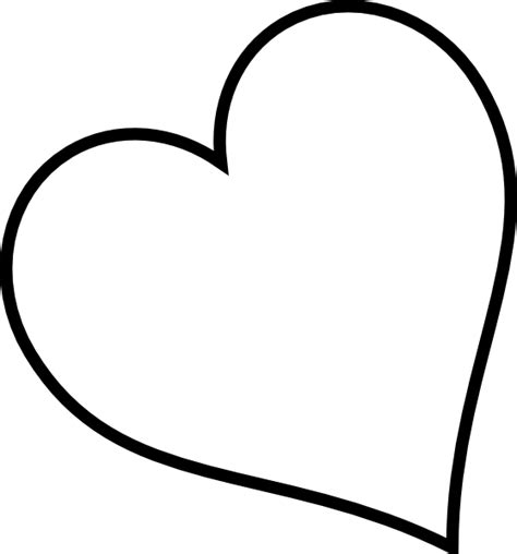 All Black black and white heart clip art cliparts co