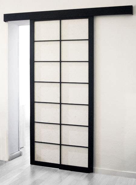 porta scorrevole giapponese pareti divisorie con porta scorrevole porta scorrevole ad