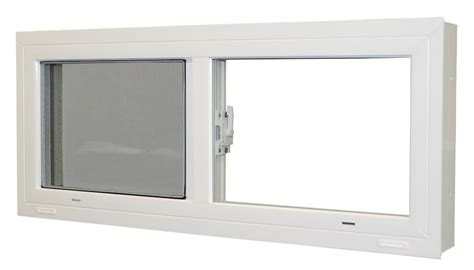 basement slider window vinyl windows vinyl basement