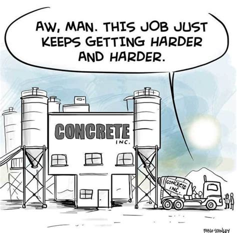 Humor Memes - funny humor 2014 at the concrete plant