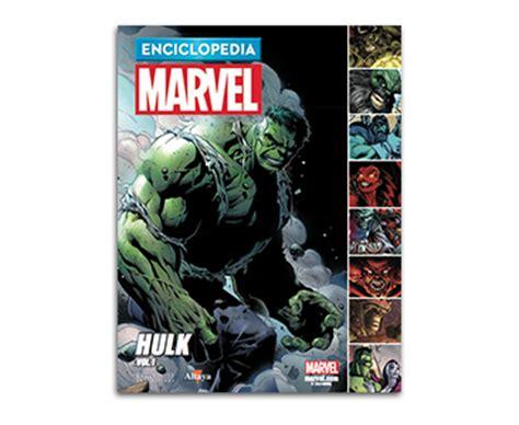 libro t simplemente t volumen entrega de libro 7 hulk volumen 1 enciclopedia m