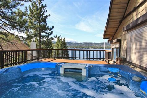 big bear lake house rentals stay at a big bear lake cabin rental with a hot tub
