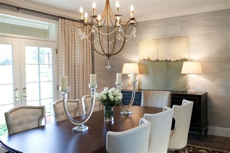 Chandelier a gorgeous chandelier for dining room with delightful accent from standing lamps