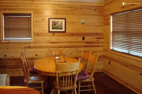 secluded cabin rental near table rock lake missouri