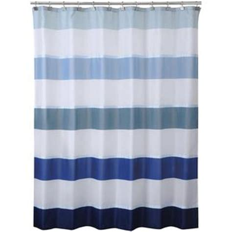 bold stripe curtains cannon shower curtain bold stripe ombre