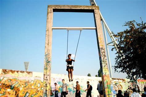 Swing Mauer Park Berlin Altalene Swing Pinterest