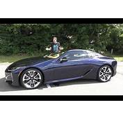 Heres Why The Lexus LC 500 Is Worth $100000  Autotrader