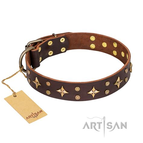 Handcrafted Collars - handcrafted collar for sale leather collar buy