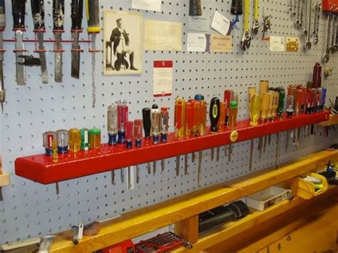 tool bench organization organize your messy workbench with these 10 tricks