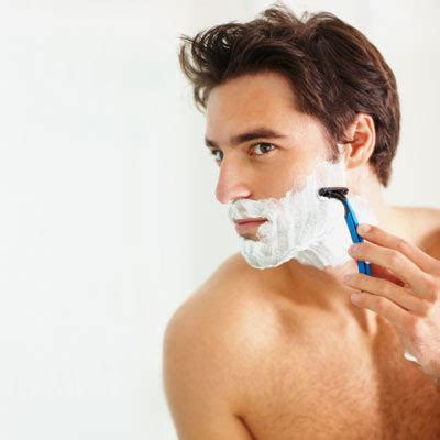 men who shave entertainment news shaving tips for men