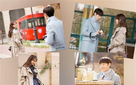 film seri tentang perjalanan waktu tomorrow with you drama seri romantis shin min ah yang