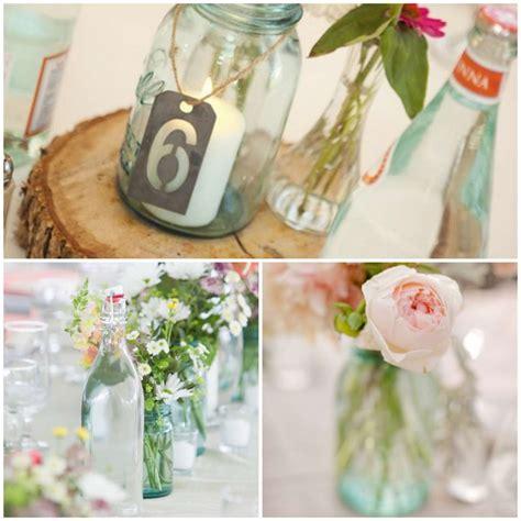 decorazioni tavoli matrimonio fai da te centrotavola per il matrimonio fai da te foto