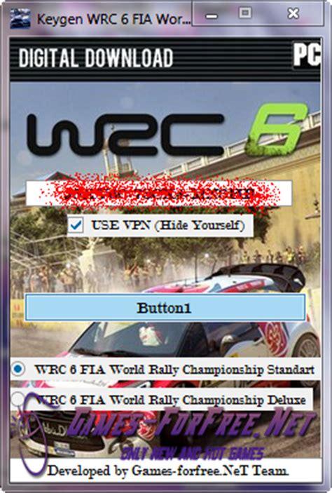 Wrc 7 World Rally Chionship Pc Serial Key Steam geim wrc 6 key generator pc xbox one ps4