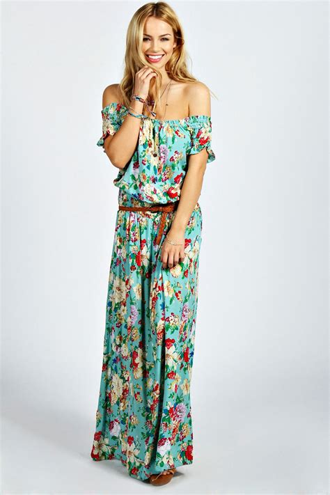 shoulder maxi dress s fashion