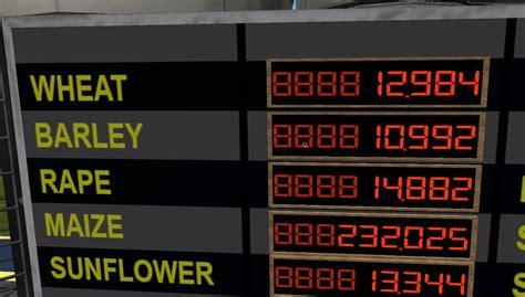 digital display digital display by vaszics fs17 farming simulator 17 mod