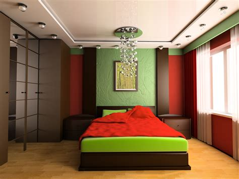 red green bedroom colorful green bedroom ideas interior design ideas