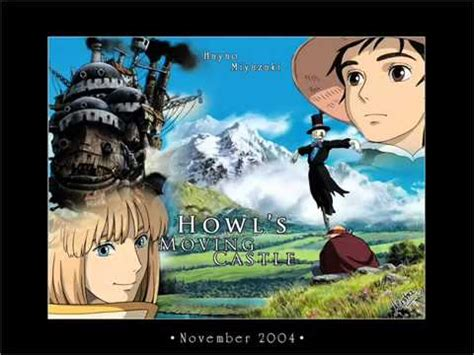 filme stream seiten howl s moving castle tema de el increible castillo vagabundo youtube