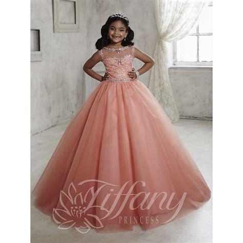 Tiffany Princess 13455 Pageant Dress   MadameBridal.com