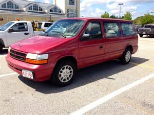 curbside classic 1994 dodge grand caravan this is how