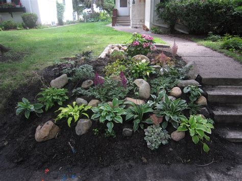 Design For Hillside Landscaping Ideas Backyard Slope Ideas See The Plants I Used Here Landscaping Backyard Plants