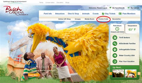 busch gardens williamsburg discount coupons html autos post