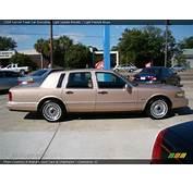 1996 Lincoln Town Car Executive In Light Saddle Metallic