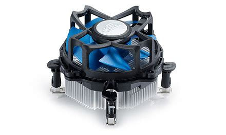 Cpu Cooler Cool Alta 9 deepcool entry level coolers