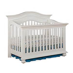 Convertible Crib White Kingsley Keyport 4 In 1 Convertible Crib In White Buybuy Baby
