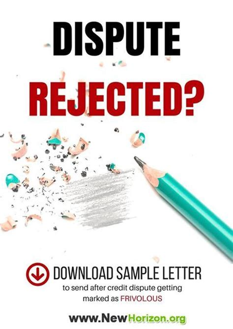 Effective Credit Dispute Letter 25 best ideas about credit dispute on dispute