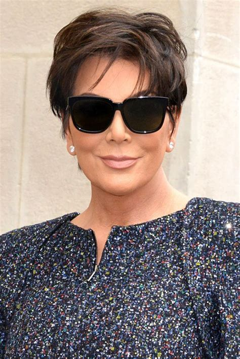 does kris jenner have thick hair 25 best ideas about kris jenner haircut on pinterest