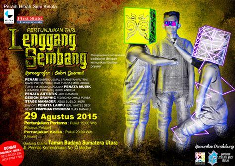 film dokumenter globalisasi tari lenggang sembang til di tbsu 29 agustus 2015